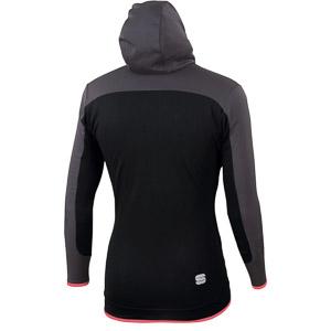 Sportful Rythmo bunda tmavosivá/čierna