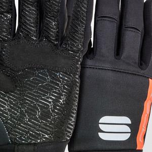Sportful APEX rukavice čierne