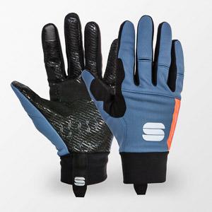Sportful APEX rukavice modré matné