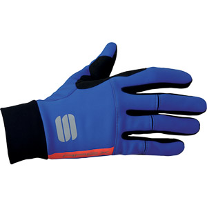 Sportful Apex rukavice tmavomodré/čierne