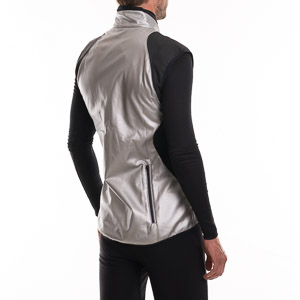 Sportful Motion vesta WindPro perlová-čierna