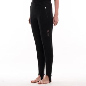 Sportful TECH dámske elastické nohavice čierne