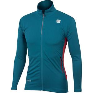 Sportful SQUADRA GORE-TEX INFINIUM bunda modrá/červená