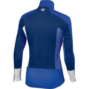 Sportful Squadra Windstopper bunda modrý/tmavomodrý