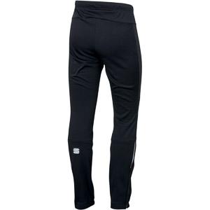 Sportful Squadra Windstopper nohavice čierne