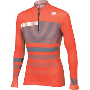 Sportful Squadra dres oranžový/antracitový