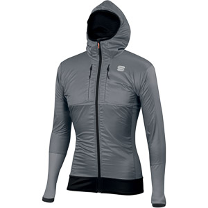 Sportful Cardio Tech Wind bunda sivá