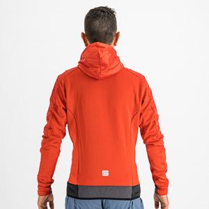 Sportful CARDIO TECH WIND bunda červená