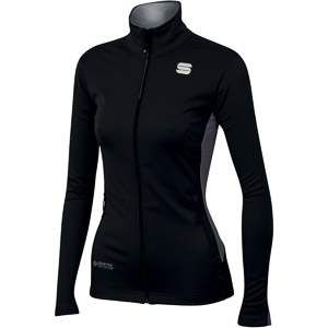 Sportful SQUADRA GORE-TEX INFINIUM dámska bunda čierna/biela