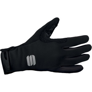 Sportful Windstopper Essential xc rukavice čierne