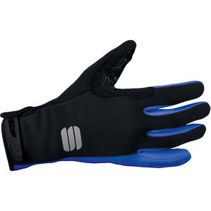 Sportful Windstopper Essential xc rukavice čierne/modré