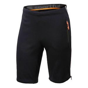 Sportful Rythmo vrchné kraťasy čierne/oranžové