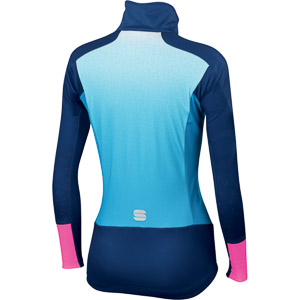 Sportful DORO Windstopper bunda tmavomodrá