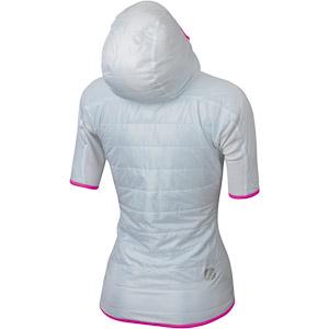 Sportful DORO Rythmo dámska bunda krátky rukáv biela