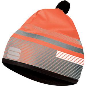 Sportful Squadra Race čiapka oranžová
