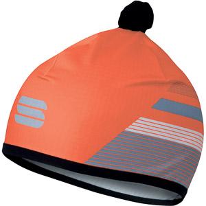Sportful Squadra Light Race čiapka oranžová