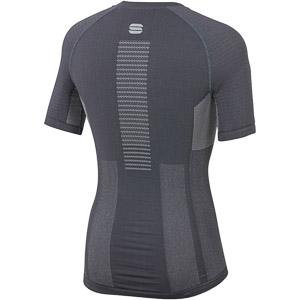 Sportful 2nd SKIN tričko s krátkym rukávom tmavosivé/strieborné
