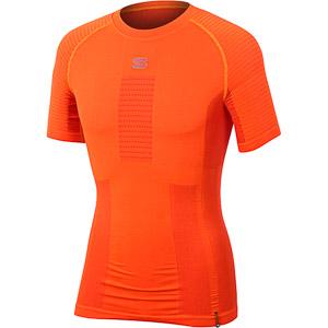 Sportful 2nd SKIN tričko s krátkym rukávom oranžové