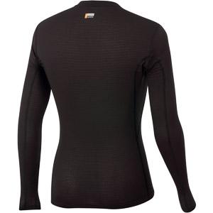 Sportful TD MID top s dlhým rukávom čierny