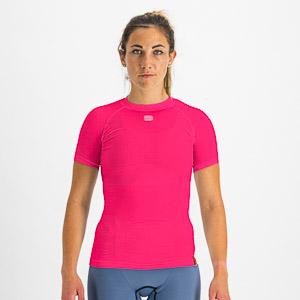 Sportful 2nd Skin tričko dámske ružové