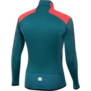 Sportful RYTHMO bunda modrá/červená