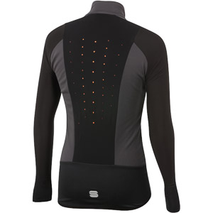 Sportful APEX GORE-TEX INFINIUM bunda tmavosivá/čierna