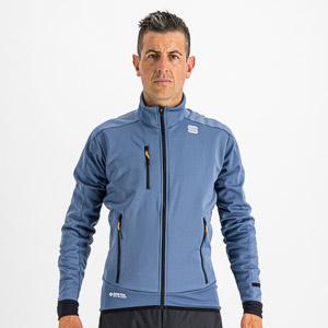 Sportful APEX bunda modrá matná