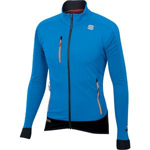 Sportful APEX GORE-TEX INFINIUM bunda modrá/čierna