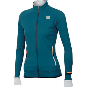 Sportful Apex GORE-TEX INFINIUM dámska bunda modrá/tmavomodrá