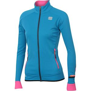 Sportful Apex GORE-TEX INFINIUM dámska bunda svetlomodrá/tmavomodrá