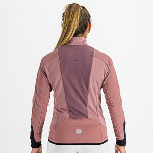 Sportful APEX dámska bunda mauve