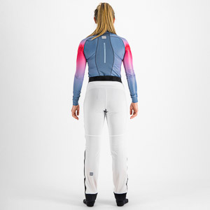 Sportful APEX dámske nohavice biele