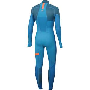 Sportful APEX RACE kombinéza modrá/oranžová