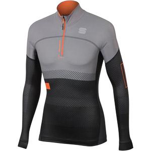 Sportful APEX RACE dres čierny/oranžový SDR