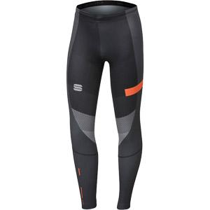 Sportful APEX RACE elasťáky čierne/oranžové SDR