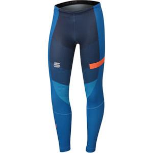 Sportful APEX RACE elasťáky modré/oranžové SDR