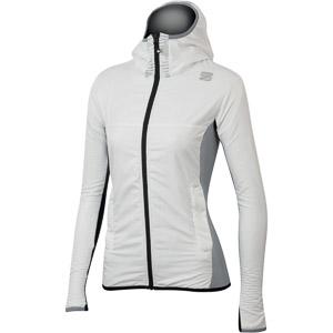 Sportful XPLORE dámska bunda biela/sivá
