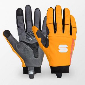 Sportful APEX LIGHT rukavice tmavozlaté