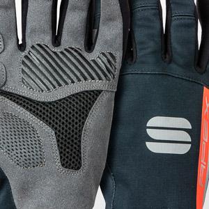 Sportful APEX LIGHT dámske rukavice čierne