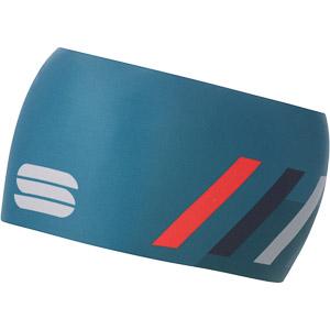 Sportful SQUADRA čelenka modrá/červená