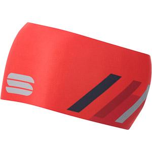 Sportful SQUADRA čelenka červená/tmavomodrá
