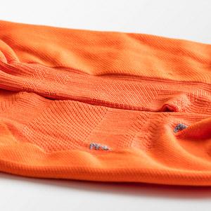 Sportful ARTIC XC ponožky oranžové SDR/červené/strieborné