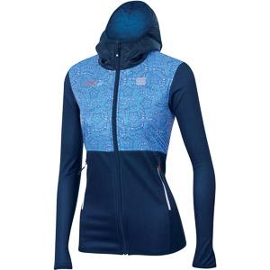 Sportful DORO RYTHMO bunda azúrová/modrá/biela
