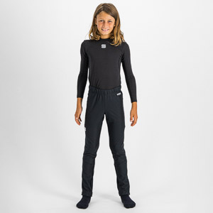 Sportful APEX Junior nohavice čierne