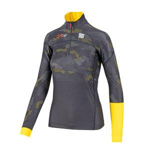 Sportful DORO APEX dres čierny/žltý