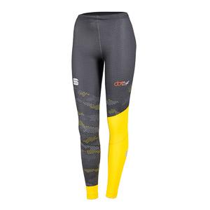Sportful DORO APEX elasťáky čierne/žlté