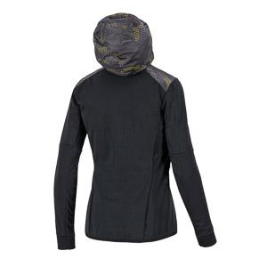 Sportful DORO RYTHMO bunda čierna/žltá