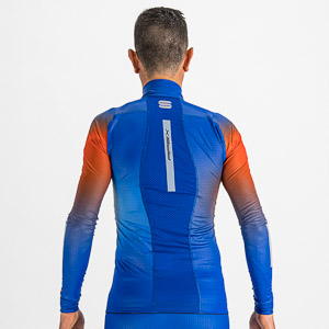 Sportful APEX dres modrý/červený