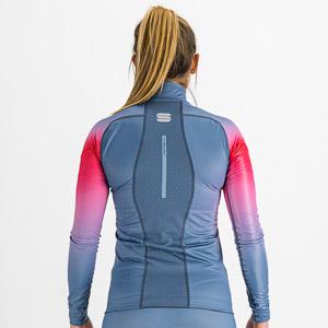 Sportful APEX dámsky dres modrý matný