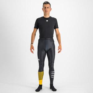 Sportful SQUADRA elasťáky žlté